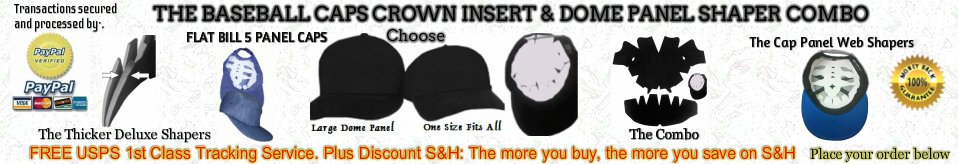 66a35061e86437 Shapers Image Baseball Caps Crown Inserts and Hat Shapers