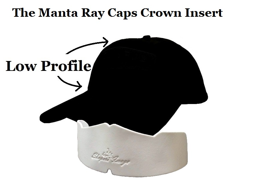 d69e7b996ff Avoid deterioration on the inner cap s crown and prolong the life of your  hat by installing the Shapers Image hat and Cap Crown Shaper.